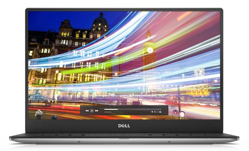 Dell New XPS 13 Graphic Pro QHD+