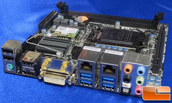Gigabyte Z87N-WiFi