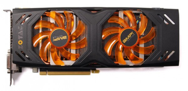 Zotac, GeForce, GTX 680 AMP! Edition, Dual Silencer