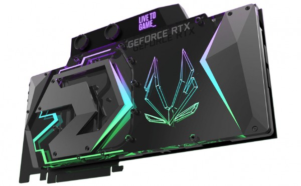 ZOTAC GeForce RTX 2080 Ti ArcticStorm