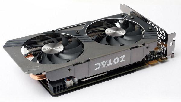 Zotac GeForce GTX 960 AMP! 4 GB (ZT-90309-10M)