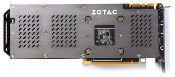 Zotac ZOTAC GeForce GTX 970 AMP (ZTGTX97-4GD5AMP-B01)