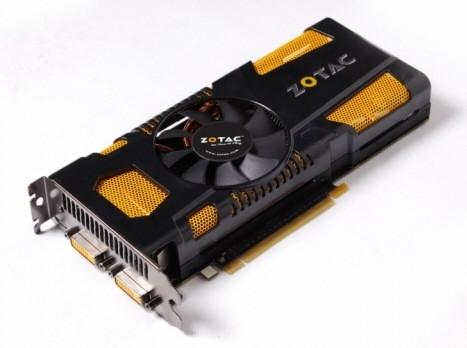 Видеокарта ZOTAC GeForce GTX 560 AMP! Edition