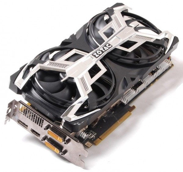 Видеокарта, ZOTAC GeForce GTX 580 Extreme Edition