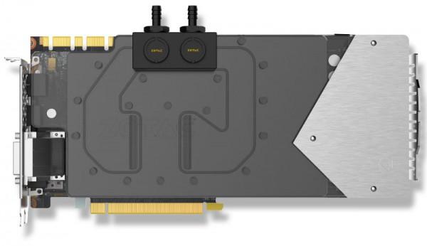 Zotac GeForce GTX 1080 Arctic Storm