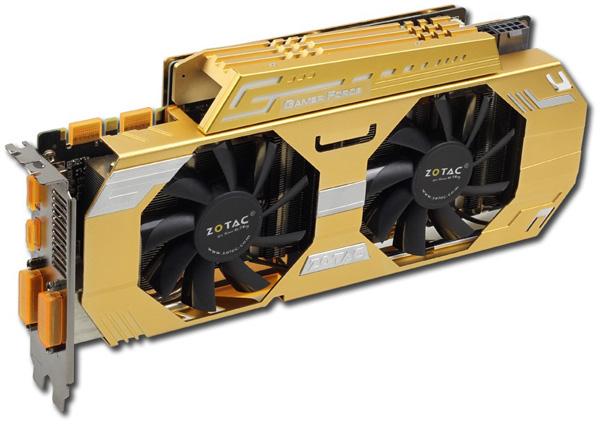 Zotac GeForce GTX 760 Extreme Edition