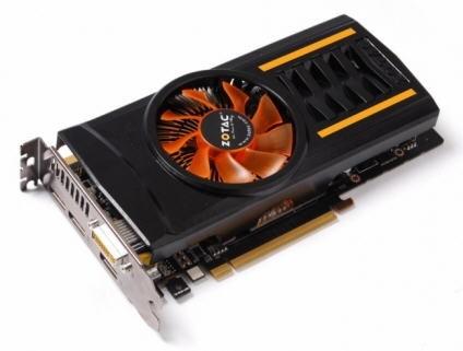 Видеокарта Zotac GeForce GTX 460 3DP