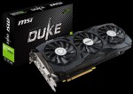 MSI GeForce GTX 1080 Ti Duke 11G
