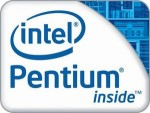 Логотип Intel Pentium