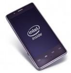 Прототип смартфона Intel