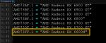 AMD Radeon RX 6600M, Navi 23