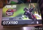 Видеокарта ASUS GeForce GTX 590