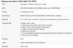 Acer Nitro 5, Ryzen 7 5800H