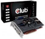 Видеокарта Club 3D Radeon HD 6790 CoolStream