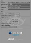 Intel Core i7-4800MQ CineBench R10