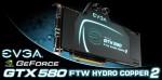 Видеокарта EVGA GeForce GTX 580 FTW Hydro Copper 2