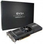Видеокарта EVGA GeForce GTX 590 Classified