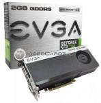 EVGA GeForce GTX 760 FTW 2GB