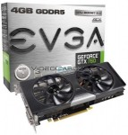 EVGA GeForce GTX 760 FTW 4GB with ACX Cooler