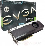 EVGA GeForce GTX 680 FTW