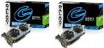 Galaxy GeForce GTX 750 GC и GTX 750 Ti GC