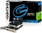 Galaxy, GeForce, GTX 750 GC, GTX 750 Ti GC