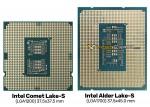 Фото процессора Intel Alder Lake (LGA1700)