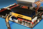 Lexar Media Ballistix 4 Гб (2 x 2 Гб) DDR3 (1600 МГц, 8-8-8-24, 1,65 вольта)