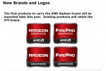 Advanced Micro Devices меняет бренд ATI на AMD