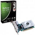 Видеокарта Club 3D GeForce GT 430
