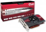 Видеокарта Club 3D Radeon HD 6870 Overclocked Edition