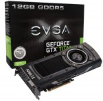EVGA GeForce GTX TITAN-X