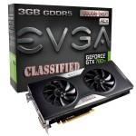 EVGA GeForce GTX 780 Ti Dual Classified w EVGA ACX Cooler