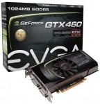 Видеокарта GeForce GTX 460 FTW