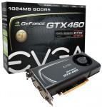 Видеокарта GeForce GTX 460 FTW EE