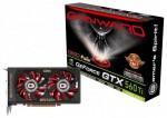 Видеокарта Gainward GeForce GTX 560 Ti Golden Sample 1 ГБ