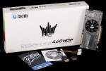 Видеокарта Galaxy GeForce GTX 460 HOF