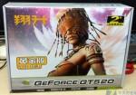 Видеокарта GeForce GT 520