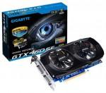 Видеокарта Gigabyte GeForce GTX 460 SE
