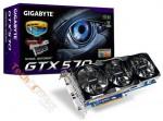 Видеокарта Gigabyte GV-N570OC-13I