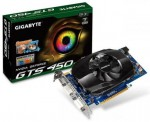 Видеокарта Gigabyte GV-N450-1G