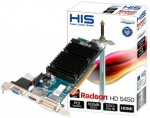 Видеокарта HIS Radeon HD 5450 PCI
