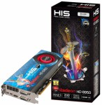 Видеокарта HIS Radeon HD 6950 Fan Turbo