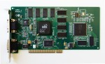 New 3dfx Voodoo3 + PowerVR PCX2 videocard