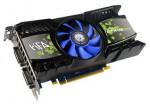 Видеокарта GeForce GTX 460 Green Edition