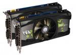 Видеокарта GeForce GTX 460 1 ГБ