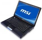 Ноутбук MSI CR460