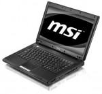Ноутбук MSI CX413