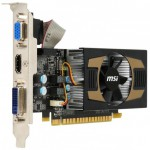 Видеокарта MSI N430GT-MD1GD3LP