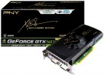 Видеокарта PNY XLR8 GeForce GTX 560 Ti Enthusiast Edition